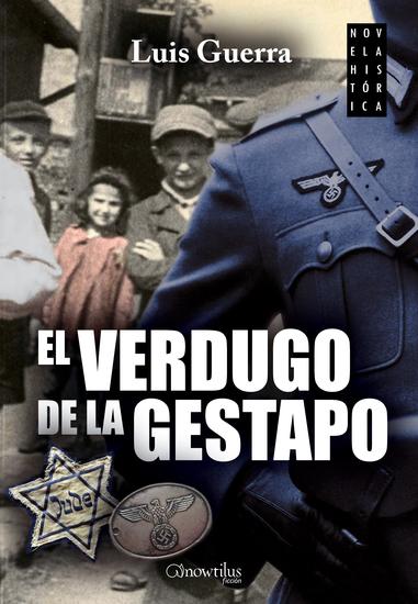 El verdugo de la Gestapo - cover