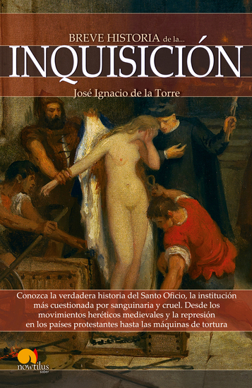 Breve historia de la Inquisición - cover