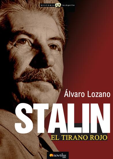 Stalin el tirano rojo - cover