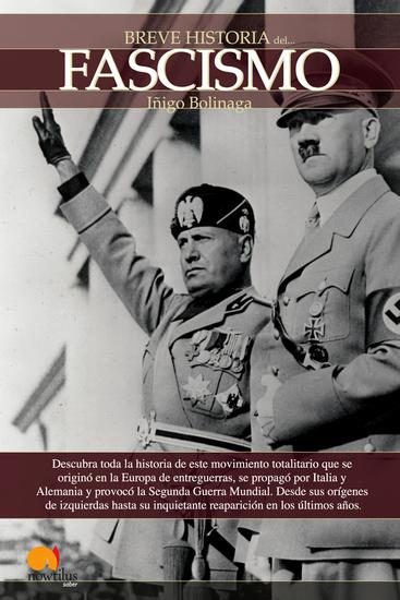Breve Historia del Fascismo - cover