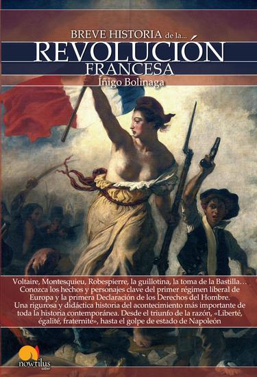 Breve historia de la Revolución francesa - cover
