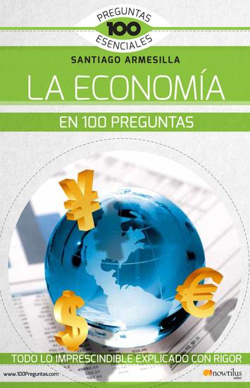 La economía en 100 preguntas - cover
