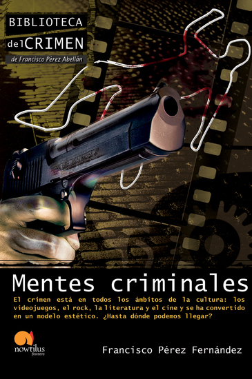 Mentes criminales - cover
