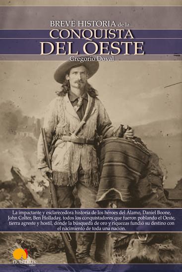 Breve historia de la Conquista del Oeste - cover