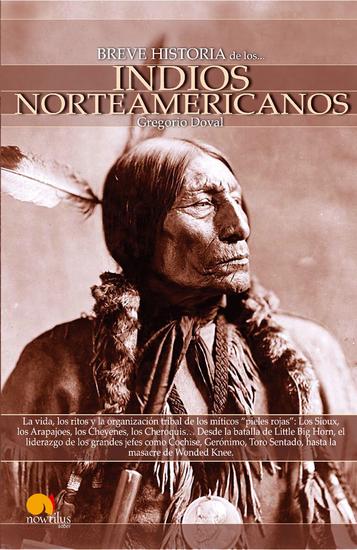 Breve Historia de los Indios Norteamericanos - cover