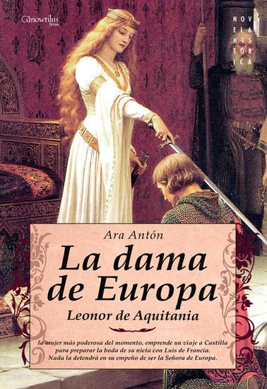 La dama de Europa - cover