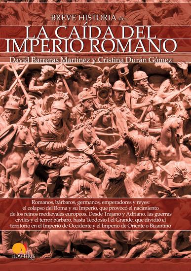 Breve historia de la caída del Imperio romano - cover