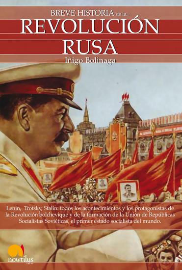 Breve historia de la revolución rusa - cover