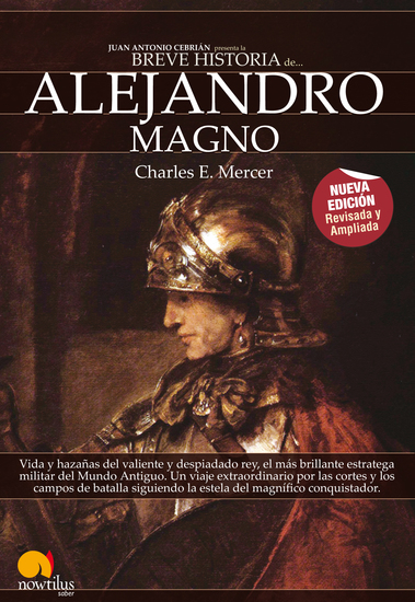 Breve Historia de Alejandro Magno - cover