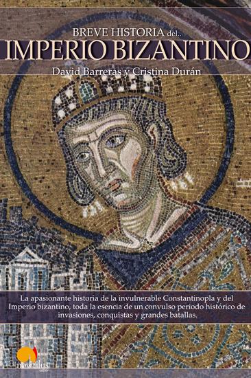Breve historia del Imperio bizantino - cover