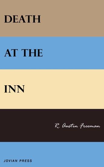 Death at the Inn - cover