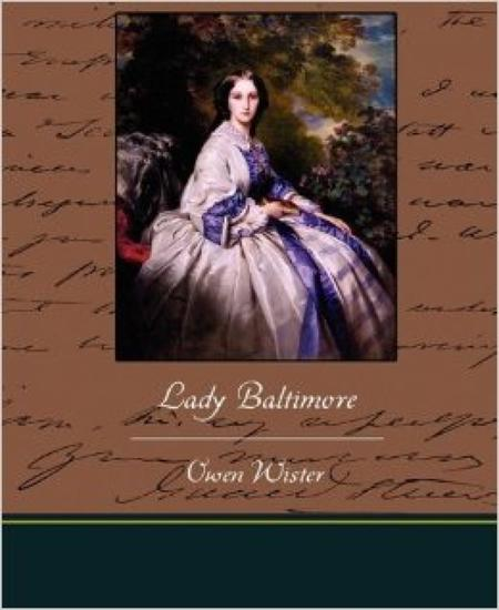 Lady Baltimore - cover
