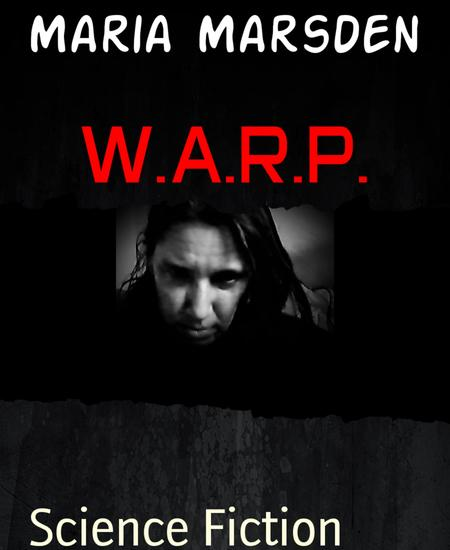 WARP - Book 1 of The Thought Plague Series - cover