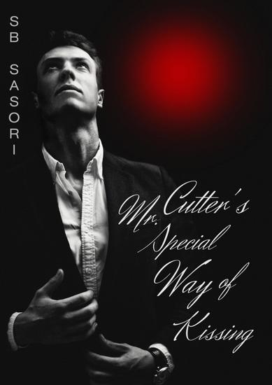 Mr Cutter's Special Way of Kissing - Gay Romance - cover