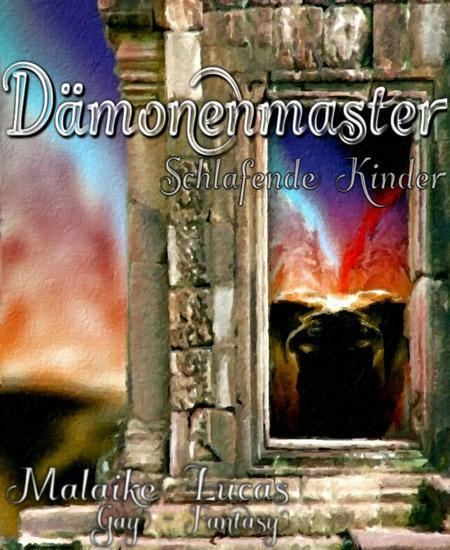 Dämonenmaster - Schlafende Kinder - cover