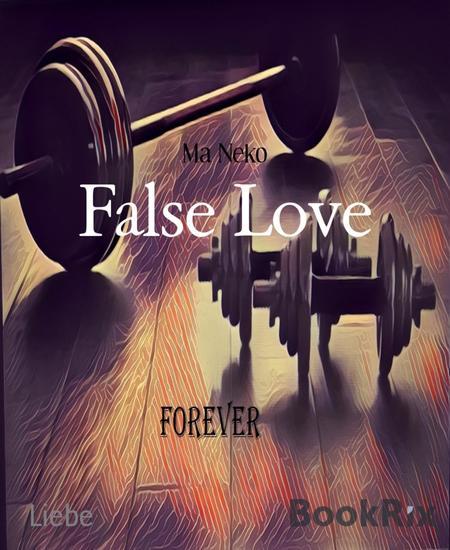 False Love - Forever 5 - cover