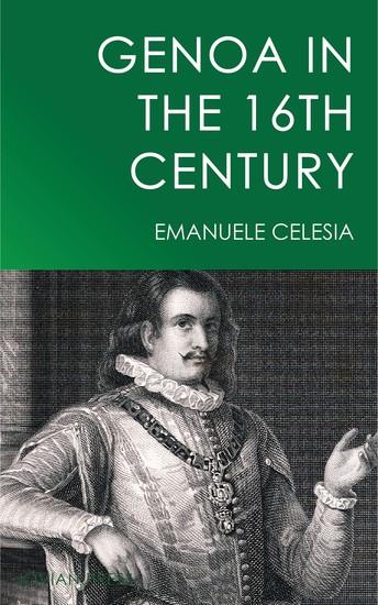 Genoa in the 16th Century - cover