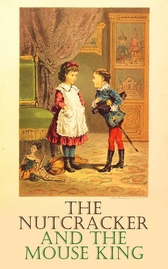 The Nutcracker and the Mouse King - cover