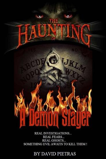 The Haunting of a Demon Slayer - cover