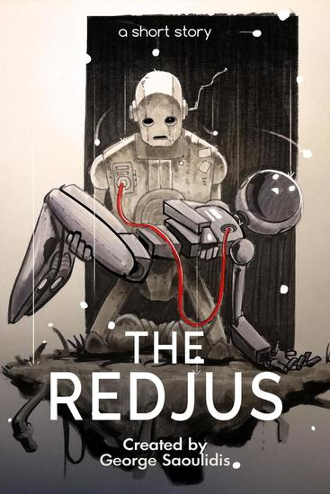 The Redjus - cover