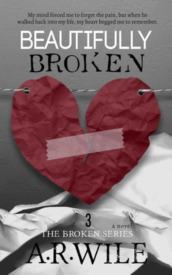 Beautifully Broken - Broken #3 - cover