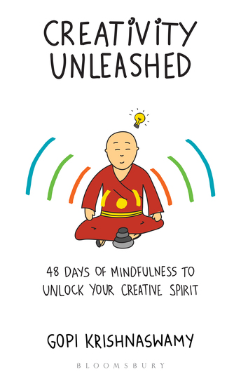 Creativity Unleashed - 48 Days of Mindfulness to Unlock Your Creative Spirit - cover