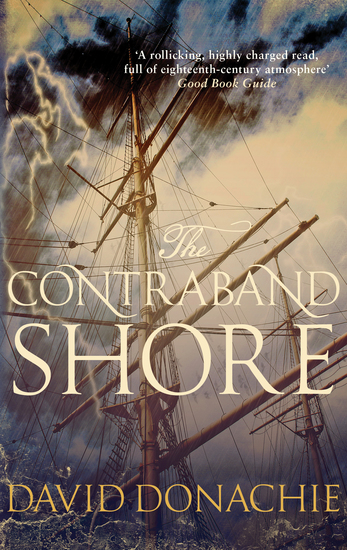 The Contraband Shore - cover