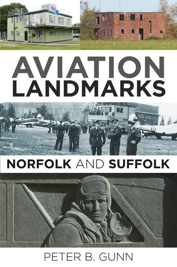 Aviation Landmarks - Norfolk and Suffolk - cover