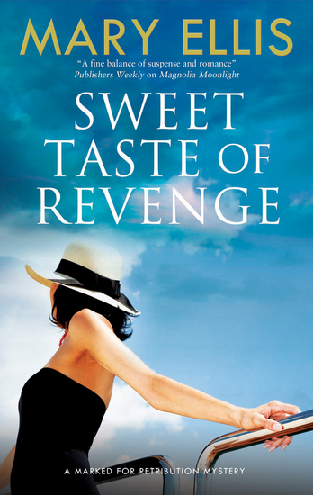 Sweet Taste of Revenge - cover