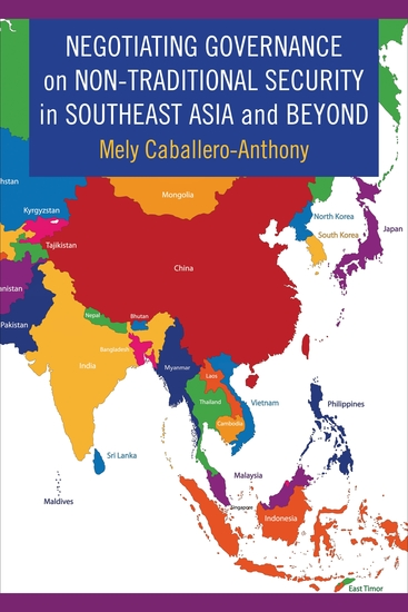 Negotiating Governance on Non-Traditional Security in Southeast Asia and Beyond - cover