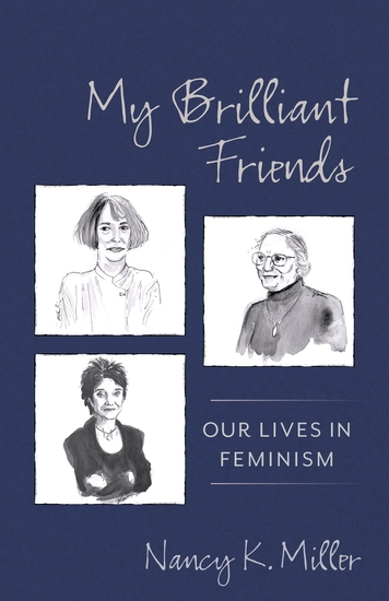 My Brilliant Friends - Our Lives in Feminism - cover