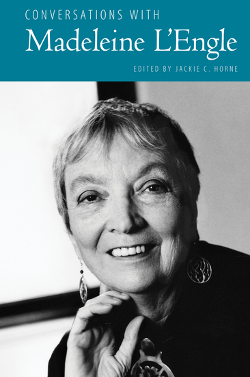 Conversations with Madeleine L'Engle - cover