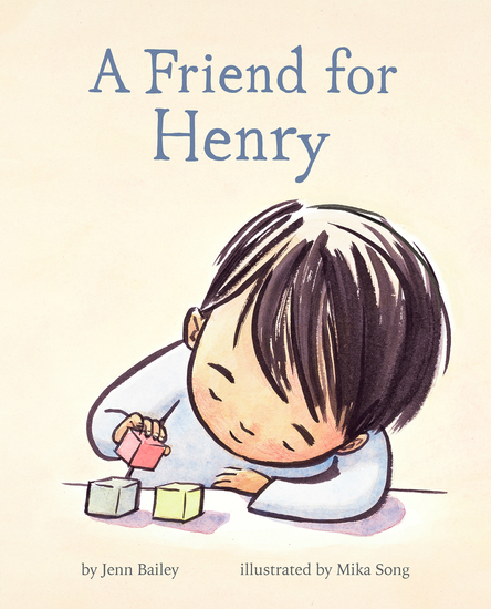 A Friend for Henry - cover