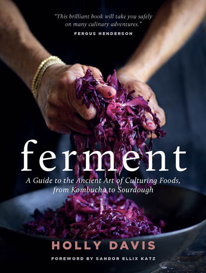 Ferment - A Guide to the Ancient Art of Culturing Foods from Kombucha to Sourdough - cover