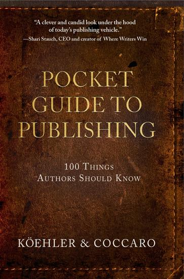 Pocket Guide to Publishing - 100 Things Authors Should Know - cover