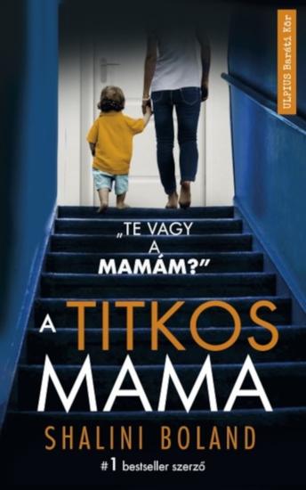 A titkos mama - cover