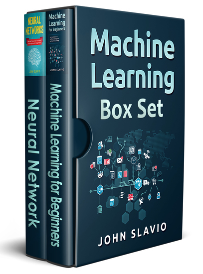 Machine Learning Box Set - 2 Books in 1 - cover