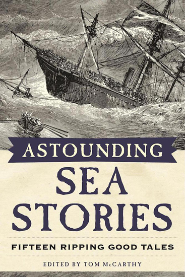 Astounding Sea Stories - Fifteen Ripping Good Tales - cover