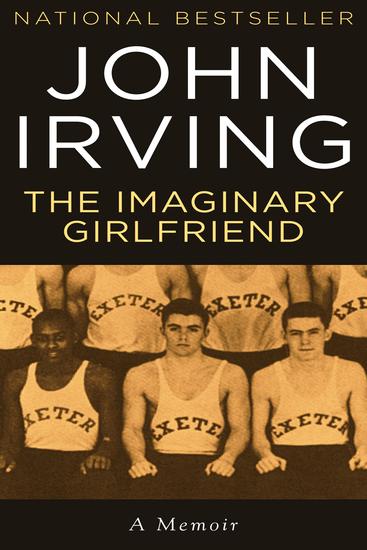 The Imaginary Girlfriend - A Memoir - cover