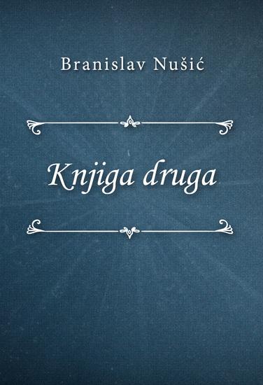 Knjiga druga - cover