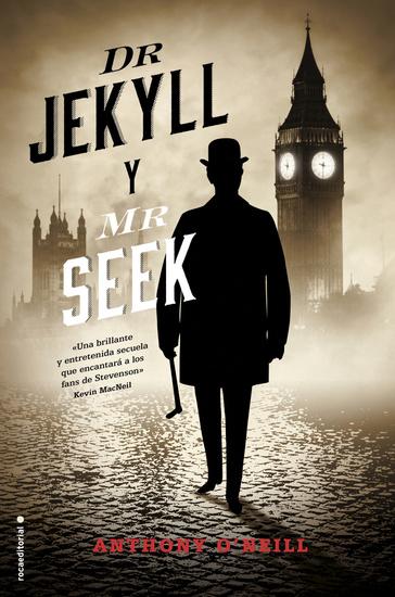 Dr Jekyll y Mr Seek - cover