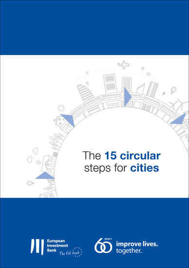 The 15 circular steps for cities - cover