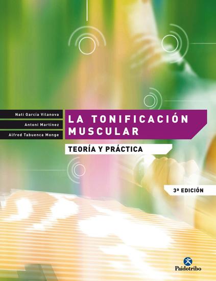 La tonificación muscular - Teoría y práctica - cover
