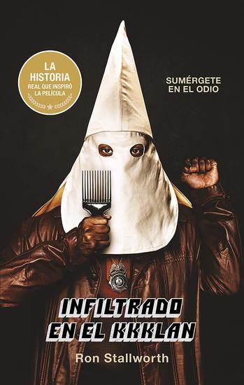 Infiltrado en el KKKlan - cover