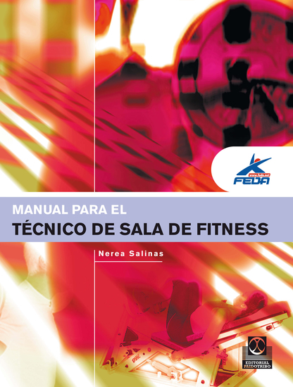 Manual para el técnico de sala de fitness (Color) - cover