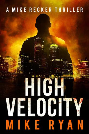 High Velocity - The Silencer Series #8 - cover
