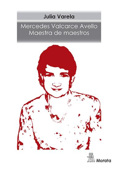 Mercedes Valcarce Avello Maestra de maestros - cover