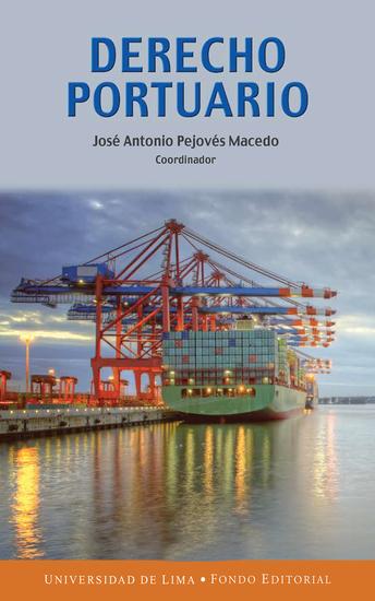 Derecho portuario - cover