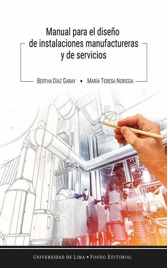 Manual para el diseño de instalaciones manufactureras y de servicios - cover