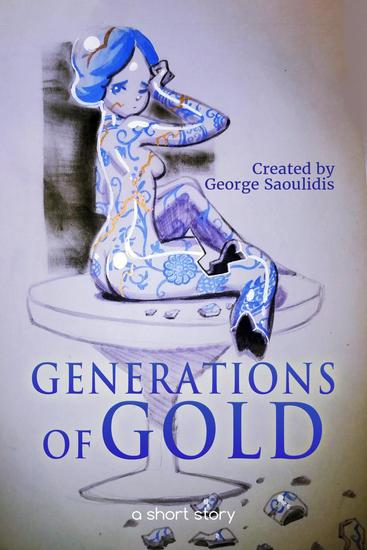 Generations of Gold - cover